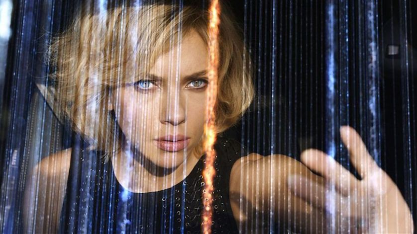 Lucy Movie 2014 Wallpaper