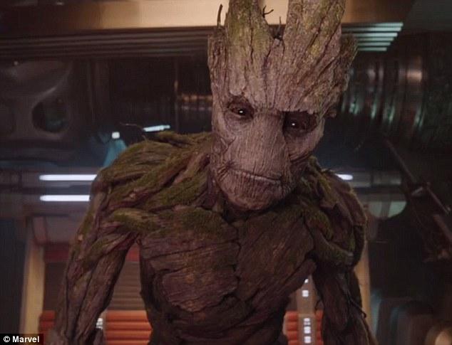 I. Am. Groot!