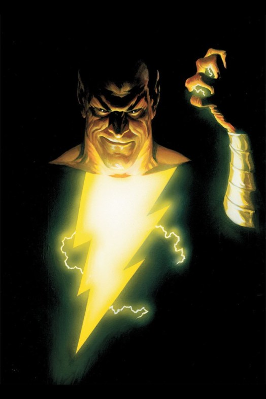 """Black Adam... Literally the """"Black Sheep"""" of the Shazam family. Now, The Rock will play this power player of a character in the DC Cinematic Universe."""