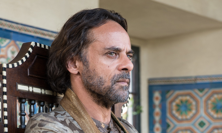 Doran Martell played by Alexander Siddig