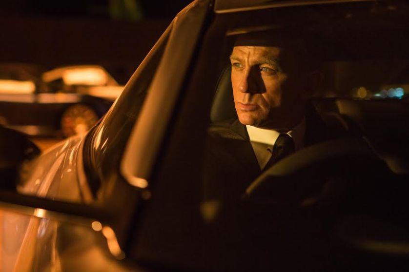 Daniel Craig stars as James Bond in Metro-Goldwyn-Mayer Pictures/Columbia Pictures/EON Productions' action adventure SPECTRE.