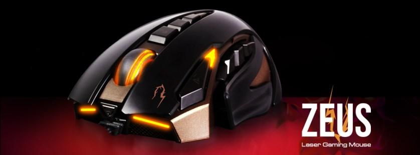 Gamdias Zeus Laser Gaming Mouse