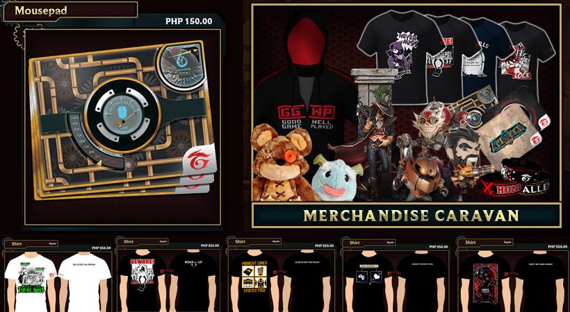 Merchandise Caravan 2