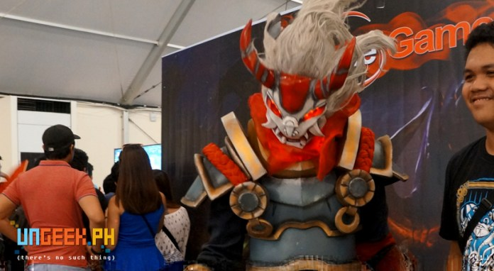 Rampage 2016 Cosplay4