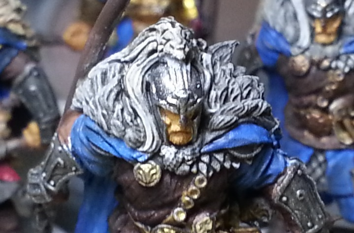 A Complete Beginner's Guide to Miniature Painting – Part 4: Dry Brushing, Applying a Wash and Finishing up.