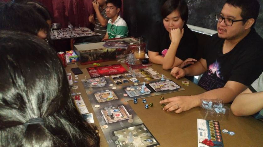 THE OTHERS - a Heroes-vs-Overlord game featuring awesome figs and great gameplay mechanics