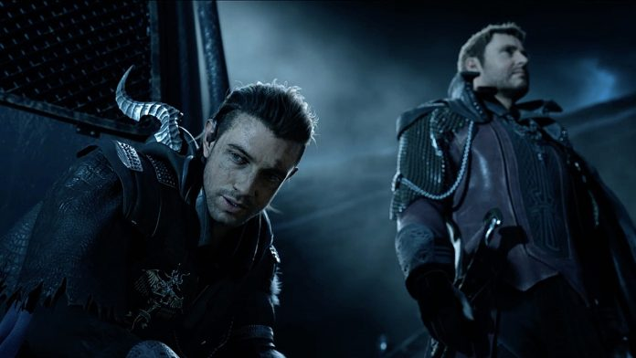 Catch The Opening 12 Minute Clip From Final Fantasy Xv Kingsglaive