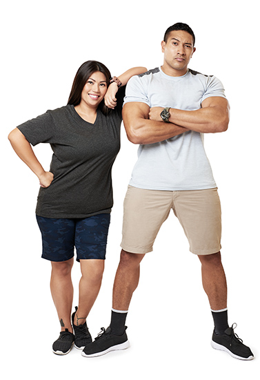 Eric Tai and wife Rona round up the teams that will represent the Philippines in the Amazing Race season 5. #TARAEricRona