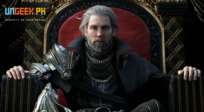 King Regis of Lucis, a particularly good looking King if you ask me.