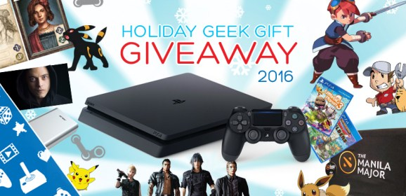 Congrats to the FINAL Batch of Winners for the UnGeek Holiday Geek Gift Giveaway! | Day 8-11 and Grand Prize