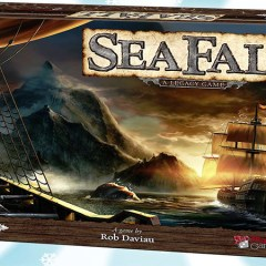 Win the Legacy Boardgame 'SeaFall'!  | UG Giveaway Day 3