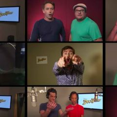 [Watch] David Tennant and the Rest of the 'DuckTales' All-Star Reboot Cast Singing the Original Theme Song!