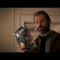 Logan's Latest Trailer shows more Action, Claws, and Comic Books!