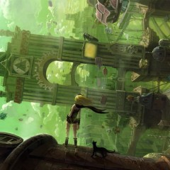 Turn Your World Upside Down, Sometimes Sideways | Gravity Rush 2 Review