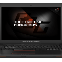 ASUS Republic Of Gamers welcomes the new year with the ROG Strix Series GL753 and GL553 gaming laptops!