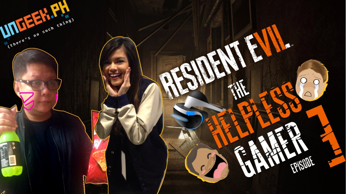 [WATCH] Seikachu and DC guests in the HELPLESS GAMER to continue the RE7 Journey!