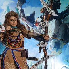 Horizon Zero Dawn First Impressions – Battling Post-Apocalyptic Robot Dinosaurs Never Looked so Good!