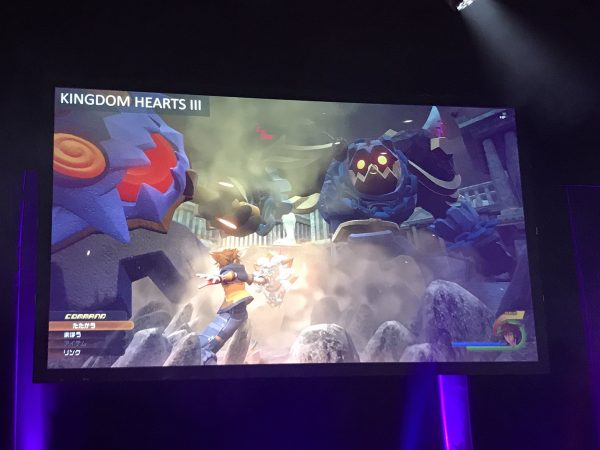 New Screenshots For Kingdom Hearts III and the Final Fantasy VII Remake Shown at MAGIC 2017