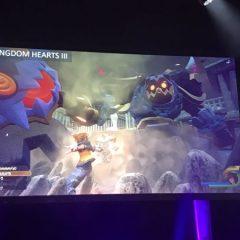 New Screenshots For Kingdom Hearts III and the Final Fantasy VII Remake Shown at MAGIC 2017