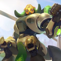 Overwatch Announces Its Newest Hero – ORISA! Now Playable on PTR!