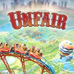 One Heck of a Ride! | UNFAIR Boardgame Review