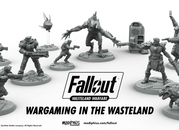 War… Wargaming Never Changes | Fallout Tabletop Game Announced