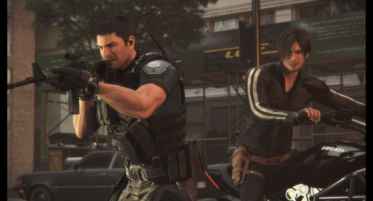 After Degeneration and Damnation, Resident Evil is back with a brand new clip from the latest CG movie, Vendetta!