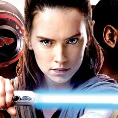 ICYMI: The official teaser for Star Wars: The Last Jedi dropped and it was FIRE!