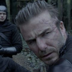 Watch out for David Beckham's cameo in King Arthur: Legend of the Sword!