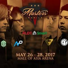 All roads lead to the SM Mall of Asia Arena for the Manila Masters!