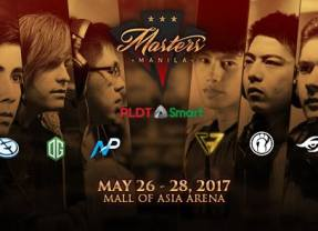 THE MASTERS HAVE LANDED! | THE MANILA MASTERS FEATURE