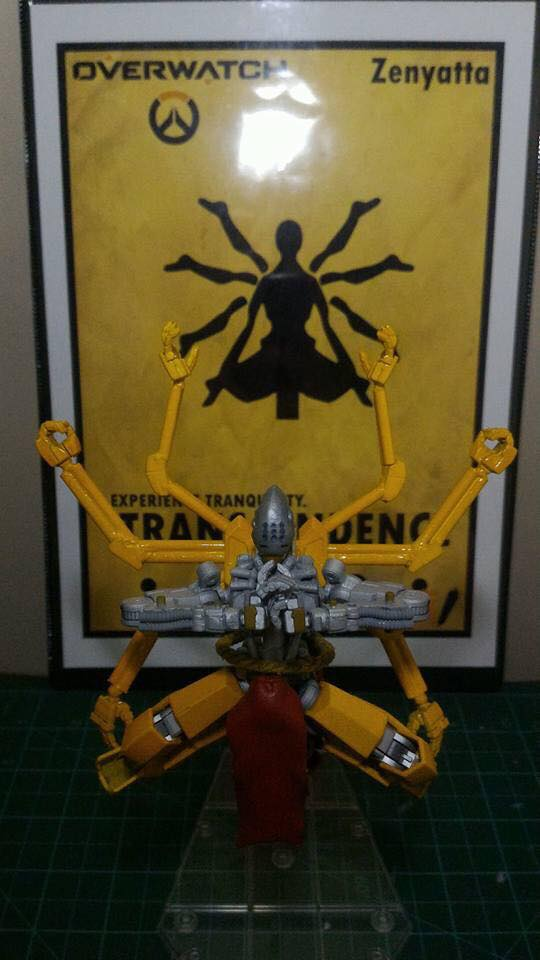 Gundam Hobbyist Passed Into The Iris And Made This Awesome