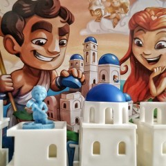Oh My Gods This is Actually a Keeper! | Santorini Review