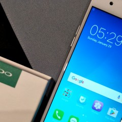 Selfies and Then Some. The OPPO A57 and the OPPO F3 Black Edition launch.