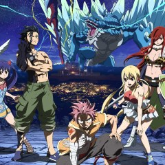 Fairy Tail Philippine Fan Screening this weekend and how to watch it admission free!
