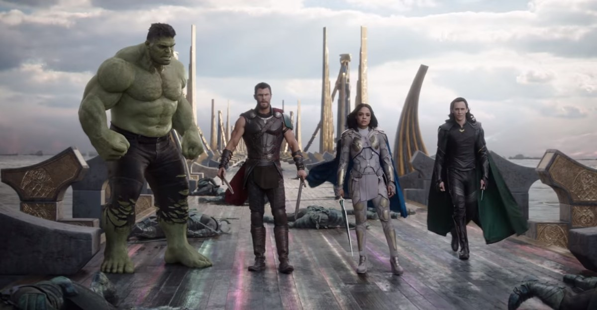 "Thor: Ragnarok gets a New Trailer that has a ""Guardians of the Galaxy"" Feel to it"