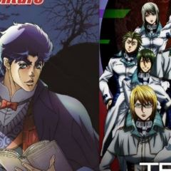 From Bloodsuckers to Giant Roaches its All-out Action this August on Animax with JoJo's Bizarre Adventure and Terra Formars!