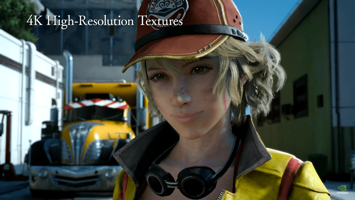 You Need a Daemon of a PC to Run Final Fantasy XV on Windows