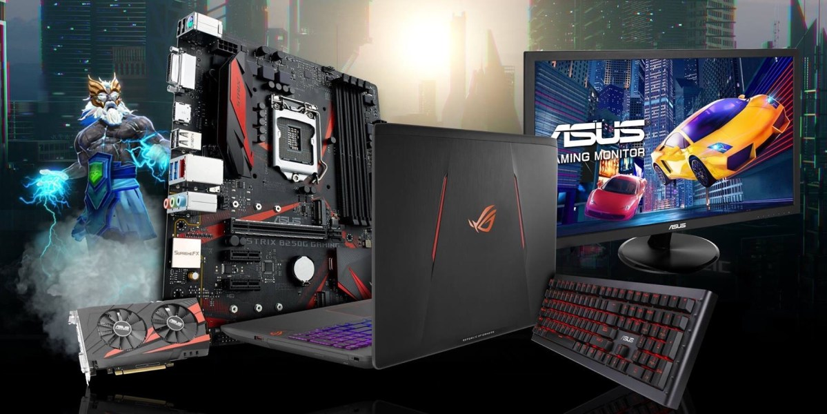 Get a chance to become a Gaming God with the ASUS ROG Masters Philippine Finals Giveaway!