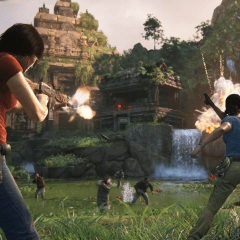 Uncharted: The Lost Legacy Review | Move over, Nathan. Chloe's carrying on the Legacy!