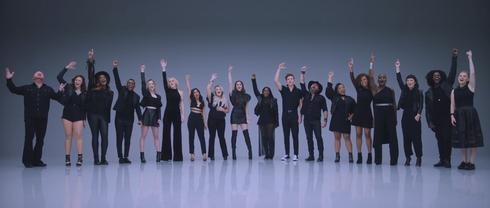 Pitch Perfect 3 Cast And The Voice Top 12 Makes Epic