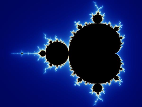 fractal de mandelbrot