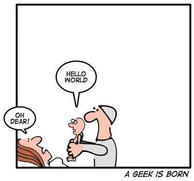 A-Geek-is-born