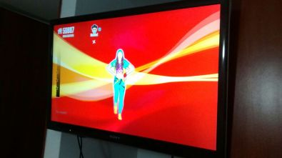 Just Dance Now chromecast
