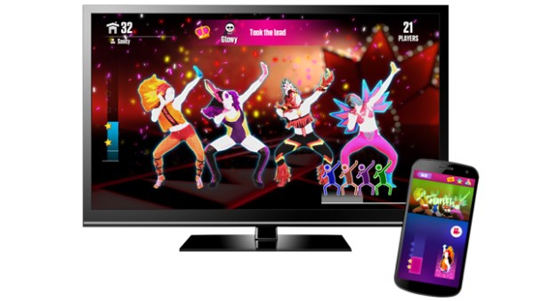 Just Dance Now: Juegos para ChromeCast