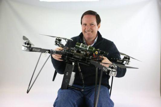 Biocarbon Engineering crea drones que siembran arboles