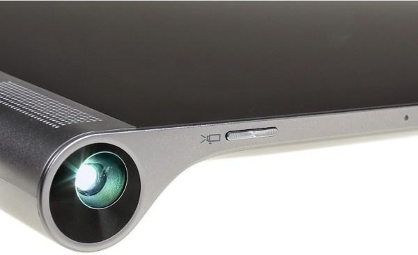 La Lenovo Yoga 2 Pro una Tablet proyector que te sorprenderá