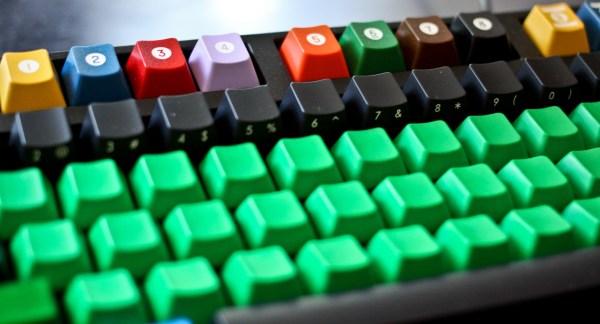 teclado mecánico