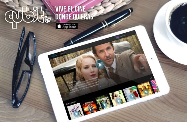 QUBIT.TV llega a Colombia con si servicio de video on demand
