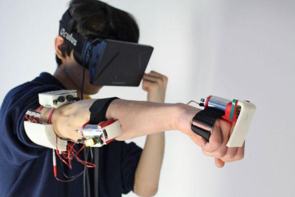 """Impacto es la tecnología que nos va permitir """"sentir"""" la realidad virtual"""